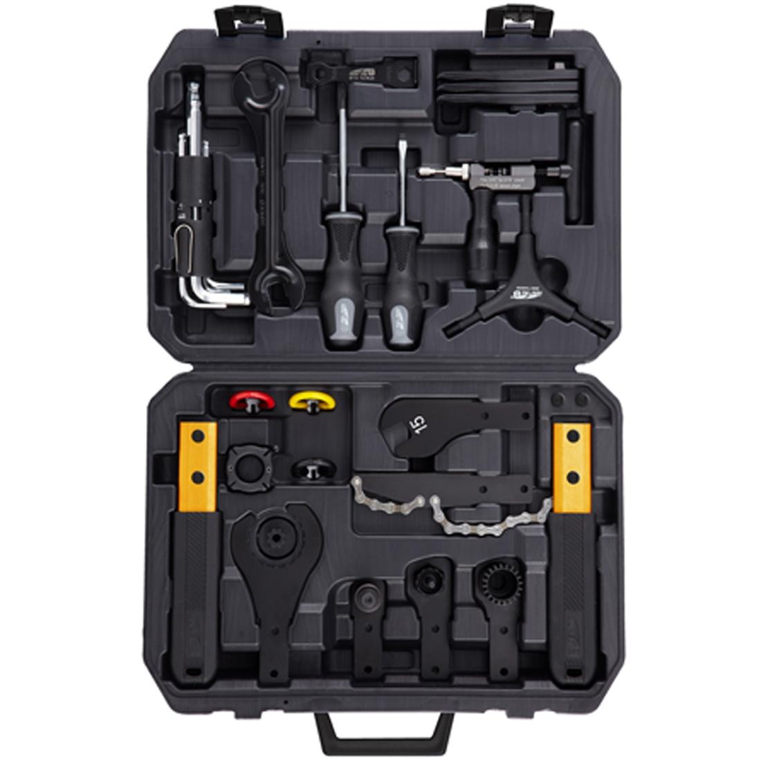 Conjunto de ferramentas SUPER B 32 Peças Probikeshop #C08E0B 1100x1100